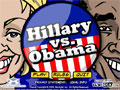 Hillary vs Obama